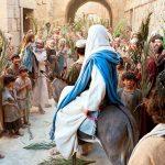 In jesus jerusalem einzug Jesus kennen